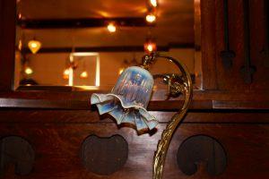 ヴァセリンガラス ヴァセリンガラス・ランプシェード – 50027 (SOLD)|ヴァセリンランプ 西洋・アンティーク家具の専門店「家具のこばやし」- 福島県福島市アンナガーデン