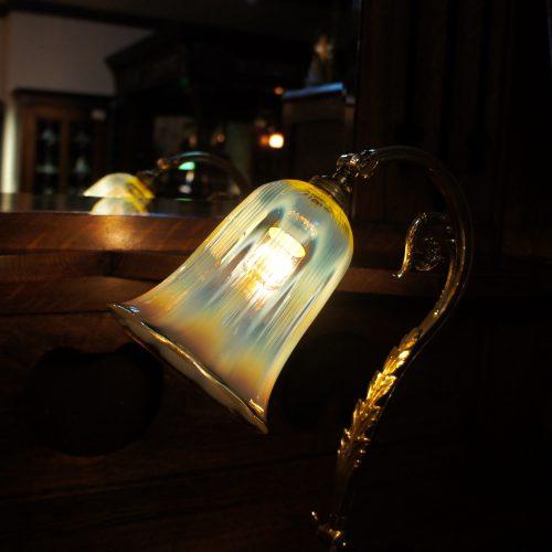 ヴァセリンガラス アンティーク ヴァセリンガラス・ランプシェード – 61005|西洋・アンティーク家具の専門店「家具のこばやし」ヴァセリンガラス・ランプシェード- 福島県福島市アンナガーデン
