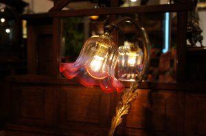 ヴァセリンガラス ヴァセリンガラス・ランプシェード – 62035|ヴァセリンランプ 西洋・アンティーク家具の専門店「家具のこばやし」- 福島県福島市アンナガーデン