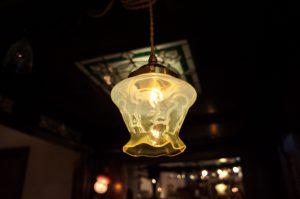 ヴァセリンガラス ヴァセリンガラス・ランプシェード – 62mlg4 (SOLD)|ヴァセリンランプ 西洋・アンティーク家具の専門店「家具のこばやし」- 福島県福島市アンナガーデン