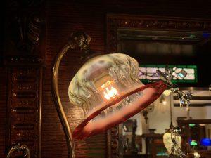 ヴァセリンガラス (NEW) アンティーク ヴァセリンガラス・ランプシェード – 65|ヴァセリンランプ 西洋・アンティーク家具の専門店「家具のこばやし」- 福島県福島市アンナガーデン