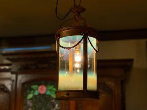 ヴァセリンガラス (NEW) アンティーク ヴァセリンガラス・ランタン – 64172 ヴァセリンランプ 西洋・アンティーク家具の専門店「家具のこばやし」- 福島県福島市アンナガーデン