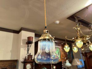 ヴァセリンガラス (NEW) アンティーク ヴァセリンガラス・ランプシェード – 67014|ヴァセリンランプ 西洋・アンティーク家具の専門店「家具のこばやし」- 福島県福島市アンナガーデン